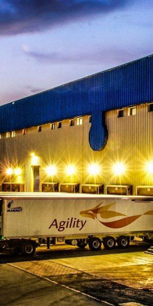 agility logistics cyprus